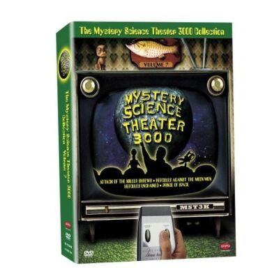 The Mystery Science Theater 3000 Collection, Vol. 7 (The Killer Shrews / Hercule