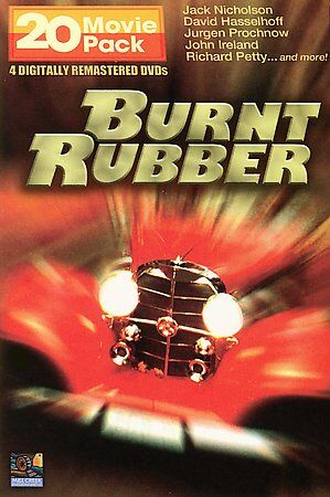 Burnt Rubber 20 Movie Pack, Good DVD, John Ireland, Mickey Rooney, David Hasselh
