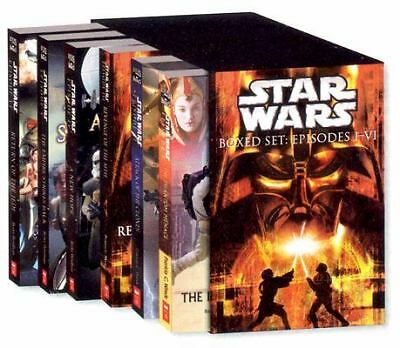 Star Wars Box Set (6 Movie Novelizations), Various, Good Book