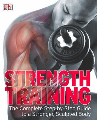 Strength Training, DK Publishing, Good Book
