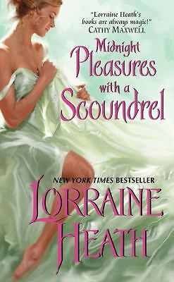 Midnight Pleasures With a Scoundrel (Scoundrels of St. James), Heath, Lorraine,