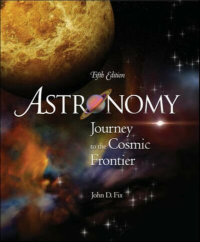 Astronomy, Fix, John D., Good Book