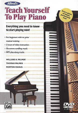 Teach Yourself to Play Piano (Book) (Teach Yourself Series) by Willard A. Palme