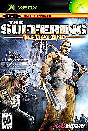 Suffering Ties That Bind - Xbox, Acceptable Xbox, Xbox Video Games