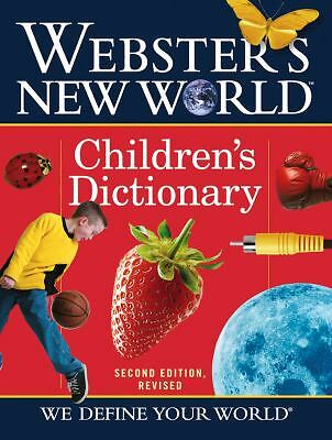 Webster's New World Children's Dictionary, Michael E. Agnes, Good Book