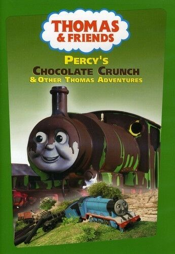 Thomas & Friends: Percy's Chocolate Crunch, Good DVD, Alec Baldwin, David Mitton