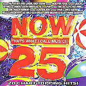 Now 25 by Now That's What I Call Music