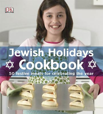 Jewish Holidays Cookbook by Bloomfield, Jill