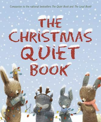The Christmas Quiet Book by Underwood, Deborah