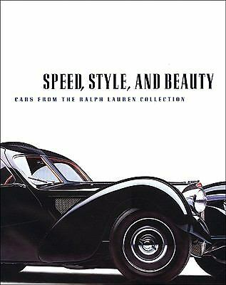 Speed, Style, and Beauty, Winston Goodfellow, Beverly Rae Kimes, Good Book