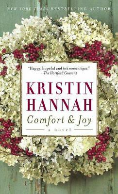 Comfort & Joy: A Novel, Hannah, Kristin, Good Book