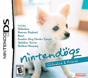 Nintendogs Chihuahua & Friends, Good Nintendo DS, Nintendo DS Video Games
