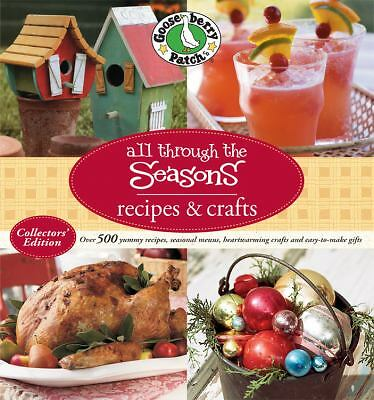 Gooseberry Patch All Through The Seasons Recipes & Crafts, Gooseberry Patch, Goo