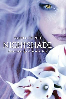 Nightshade, Cremer, Andrea, Good Book