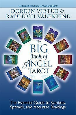 The Big Book of Angel Tarot: The Essential Guide to Symbols, Spreads, and Accura