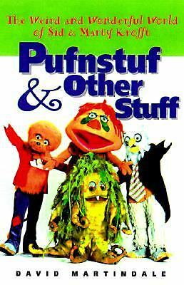 Pufnstuf & Other Stuff: The Weird and Wonderful World of Sid & Marty Krofft, Mar
