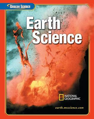 Glencoe Science: Earth Science, Student Edition by McGraw-Hill Education