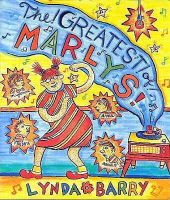The Greatest of Marlys by Barry, Lynda