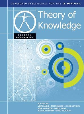THEORY OF KNOWLEDGE-PEARSON BACCAULARETE FOR IB DIPLOMA PROGRAMS (Pearson Inter