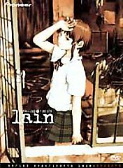 Serial Experiments - Lain: Knights (Layers 5-7), Good DVD, Animated,