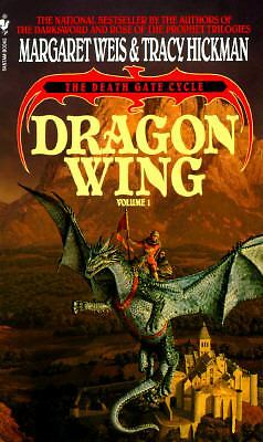 Dragon Wing (The Death Gate Cycle, Book 1) by Margaret Weis, Tracy Hickman