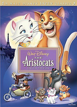 The Aristocats (Special Edition), Acceptable DVD, Roddy Maude-Roxby, Gary Dubin,