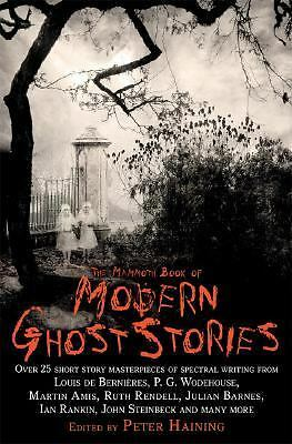 The Mammoth Book of Modern Ghost Stories, , Good Book