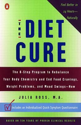 The Diet Cure, Julia Ross, Acceptable Book