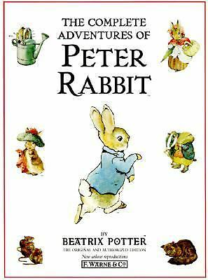 The Complete Adventures of Peter Rabbit (Picture Puffin Books), Beatrix Potter,