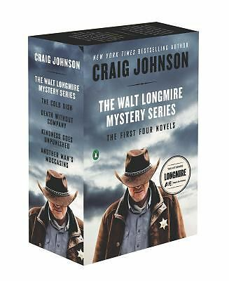 The Walt Longmire Mystery Series Boxed Set Volumes 1-4: The First Four Novels (A