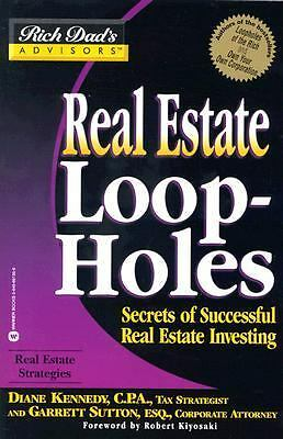 Real Estate Loopholes: Secrets of Successful Real Estate Investing, Diane Kenned