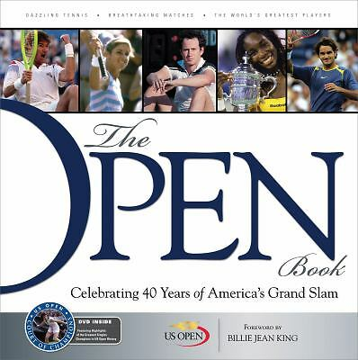 The Open Book: Celebrating 40 Years of America's Grand Slam, United States Tenni