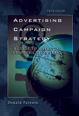 Advertising Campaign Strategy, Parente, Donald, Good Book