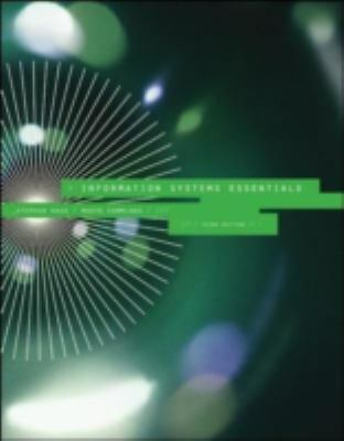 Information Systems Essentials, Cummings, Maeve, Haag, Stephen, Good Book