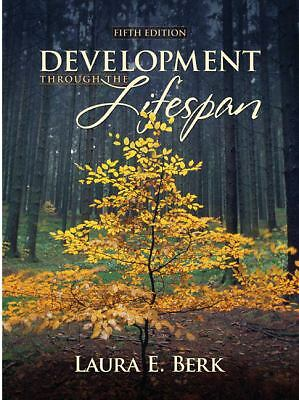 Development Through the Lifespan (5th Edition), Berk, Laura E., Good Book