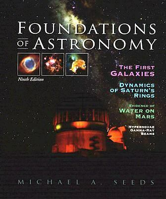 Foundations of Astronomy (with AceAstronomy(TM), Virtual Astronomy Labs Printed
