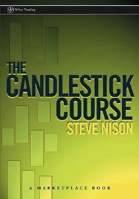 The Candlestick Course by Nison, Steve, Marketplace Books
