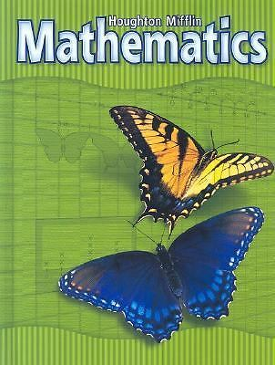 Houghton Mifflin Mathematics: Level 3, Student Edition by HOUGHTON MIFFLIN