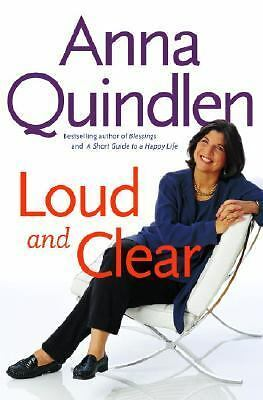 Loud and Clear, Anna Quindlen, Good Book