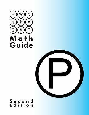 PWN the SAT: Math Guide by McClenathan, Mike