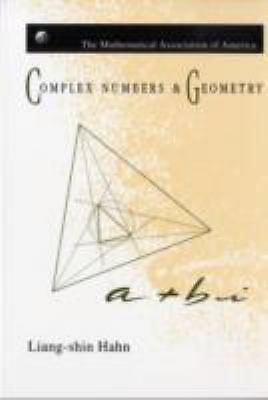 Complex Numbers and Geometry (Mathematical Association of America Textbooks), Ha