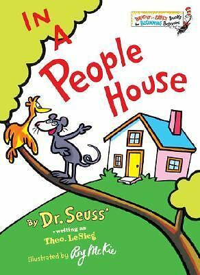 In a People House (Bright & Early Books(R)), Seuss, Dr., Good Book