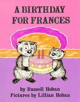 A Birthday for Frances, Hoban, Russell, Good Book