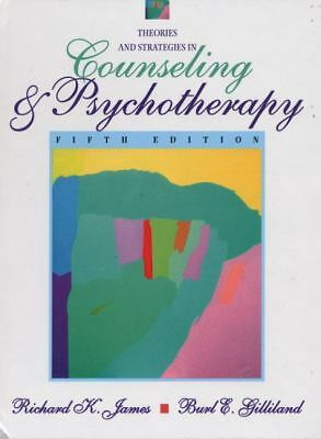 Theories and Strategies in Counseling and Psychotherapy (5th Edition), Richard K