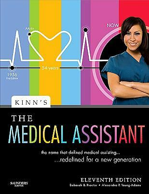 Kinn's The Medical Assistant: An Applied Learning Approach (Medical Assistant (K