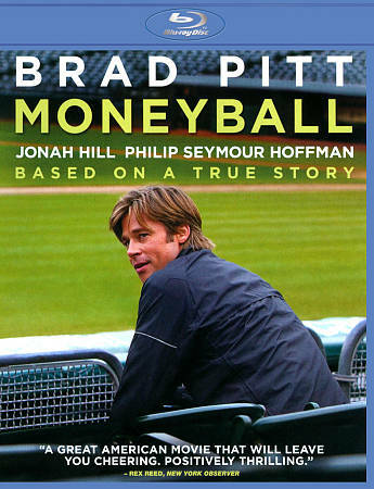 Moneyball (+ UltraViolet Digital Copy) [Blu-ray] by Computer Gallery