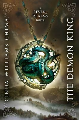 The Demon King: A Seven Realms Novel, Cinda Williams Chima, Good Book