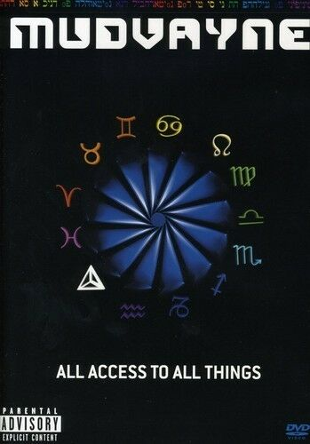 Mudvayne - All Access To All Things, Good DVD, Mudvayne,