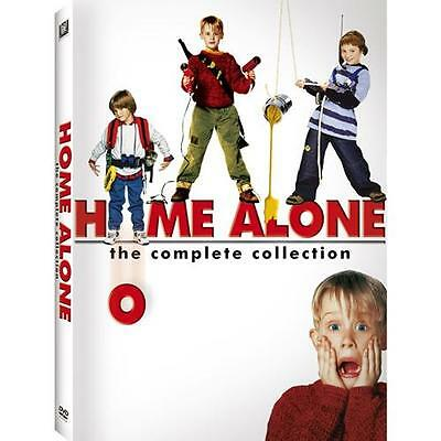 Home Alone: The Complete Collection, New DVD, Culkin, Macaulay,