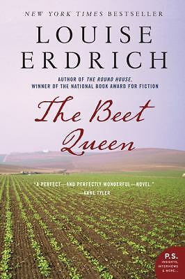 The Beet Queen: A Novel, Erdrich, Louise, Very Good Book